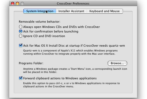 Crossover for Macv17.5.5 官方版