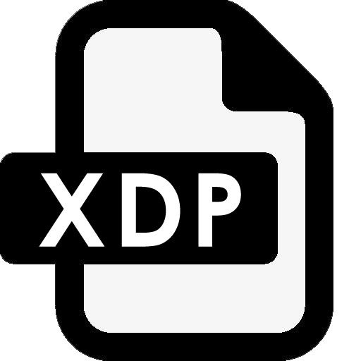 XDP文件