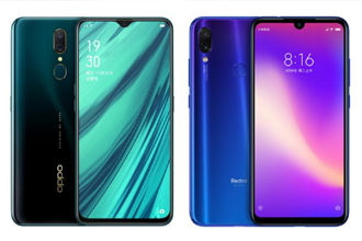 oppo a9和红米note7 pro哪个好 oppo a9和红米note7 pro对比详情